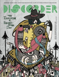 april cover disco