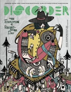 april cover disco